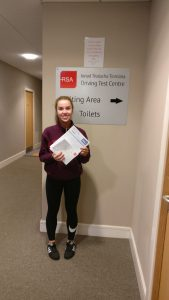 Heather Automatic Driving Lessons Passed Driving Test