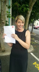 Merieanne Automatic Driving Lessons Passed Driving Test