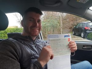 Paul Automatic Driving Lessons Passed Driving Test